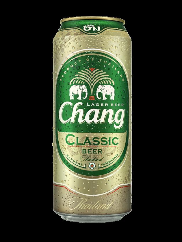 泰象啤酒 Chang Beer 4