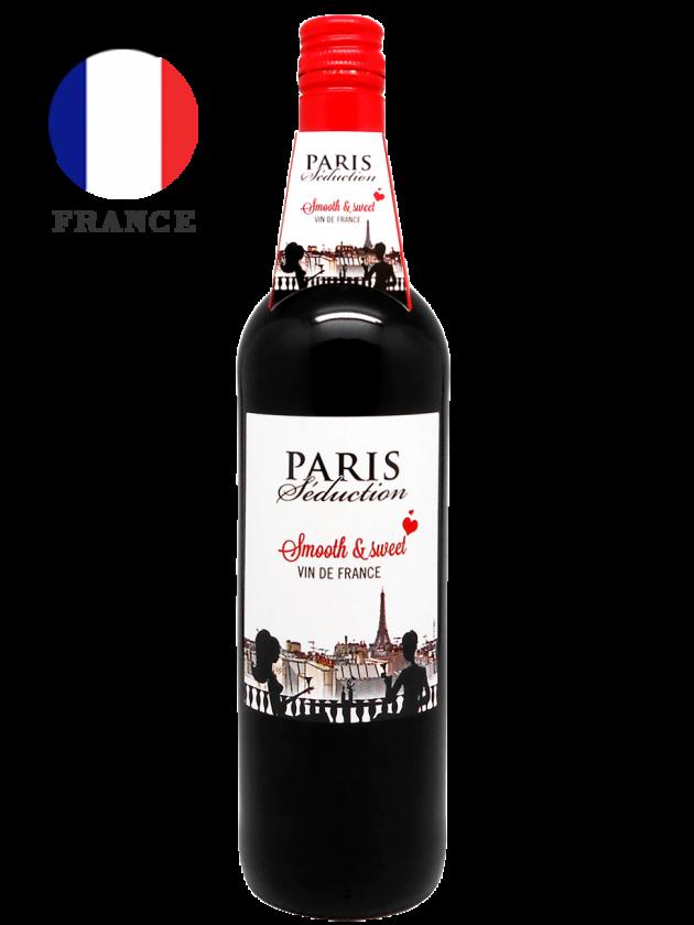 法國 巴黎情人 浪漫甜紅酒 Paris Seduction Sweet Red 1