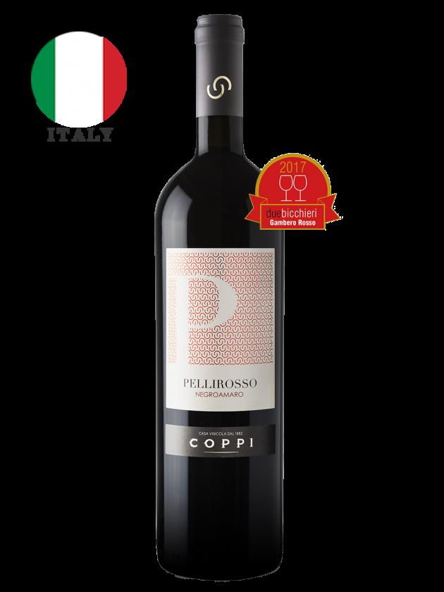 義大利 黑蘿蔓紅酒 Pellirosso Negroamaro 1