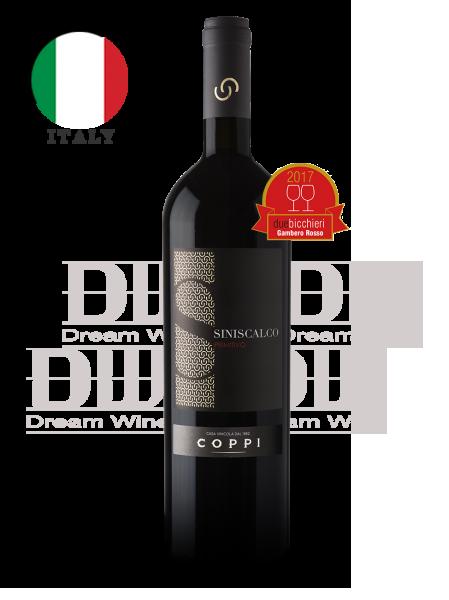 義大利 欣妮斯紅酒 Siniscalco Primitivo 1