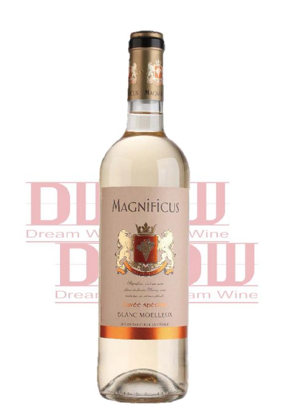 法國 歐洲雄獅 甜白酒 Magnificus Blanc Moelleux 1
